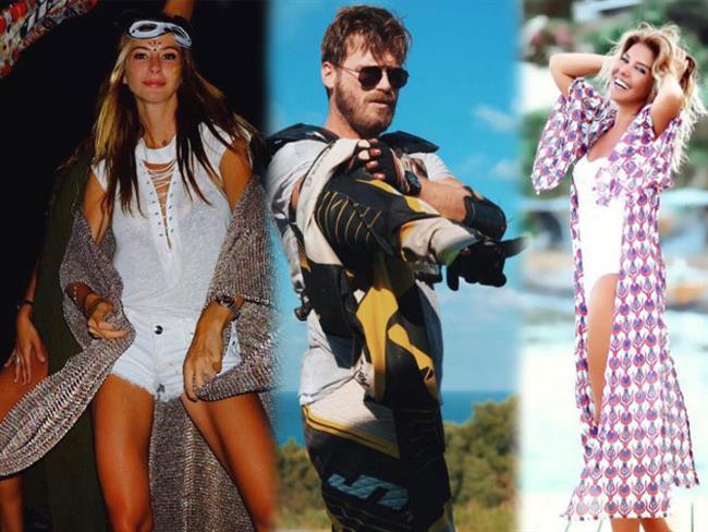 Ünlüler Instagram'da paylaştıkları fotoğraflarıyla  bu hafta neler paylaştı? İşte ünlülerin Instagram paylaşımları...