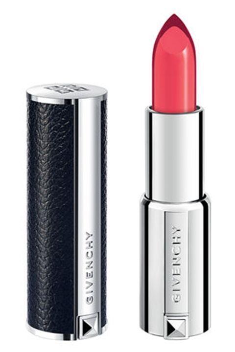 Dudaklarınızda çift tonlu gül etkisi:  Givenchy Le Rouge Sculpt Two-Tone Lipstick in Rose,