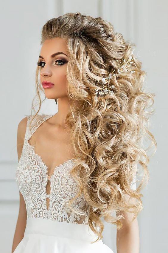 2017 Yazının En Güzel Gelin Saçları... - 8