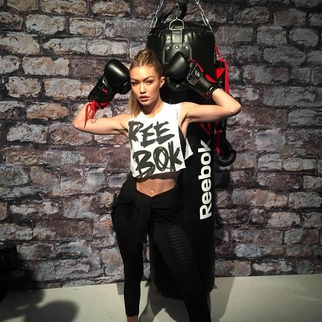 Gigi Hadid'in Spor Ve Diyet Sırları! - 7