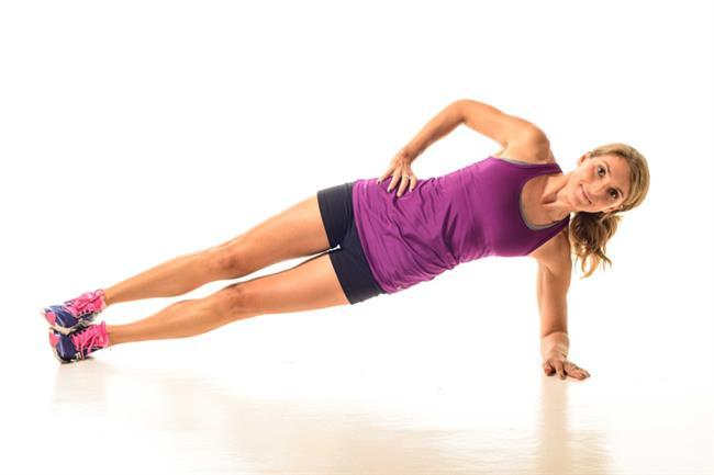 Bir diğer hareket yani 9.hareket ''Side Plank'';  Burada da yine yan pozisyonda yatılır fakat bir önceki hareketten farklı olarak yattığımız yöndeki kolumuzu 90 derecelik açıyla kırarak yere koyup ayaklarımızı üst üste gelecek şekilde ya da hafif ayrık şekilde koyarak sabit bir şekilde (30sn-1dk gibi) bu süreleri sizlere bırakıyorum ama başlangıç olarak her iki taraf için 30'ar saniye yapabilirsiniz.Daha sonraları bu süreyi artırabilir ya da maksimum sürelerde yapabilirsiniz.