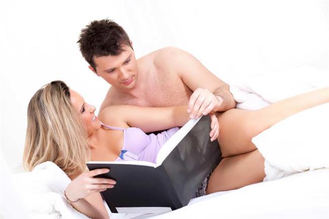 5- Erotik Kitaplar Okuyun  Seks hakkında ne kadar çok okursanız o kadar çok bilgili olur ve yeni şeyler denemek Bu tarz kitaplar sayasında monotonlaşmış seks hayatınız için yeni şeyler öğrenebilirsiniz.