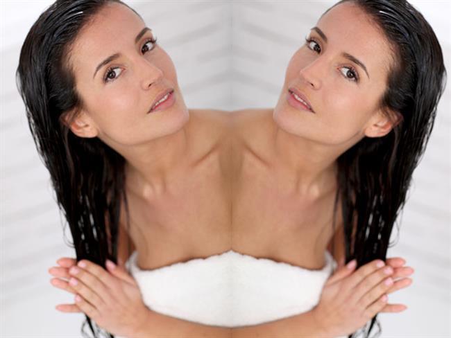 Saçınız ıslakken maşa yapmayın!  Saçlarınız ıslakken maşa yaparsanız yanmasına neden olabilirsiniz.