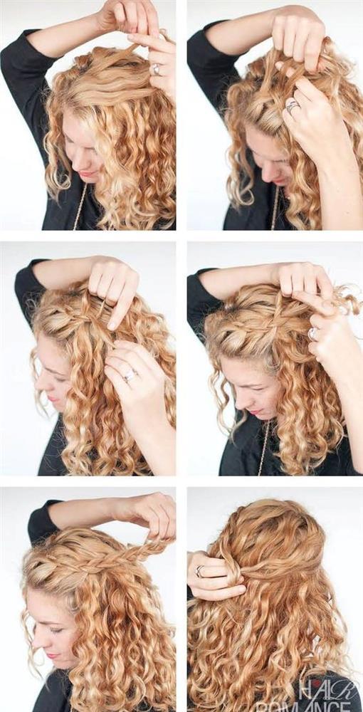 Kıvırcık Saçlılar İçin Saç Modelleri! - 24