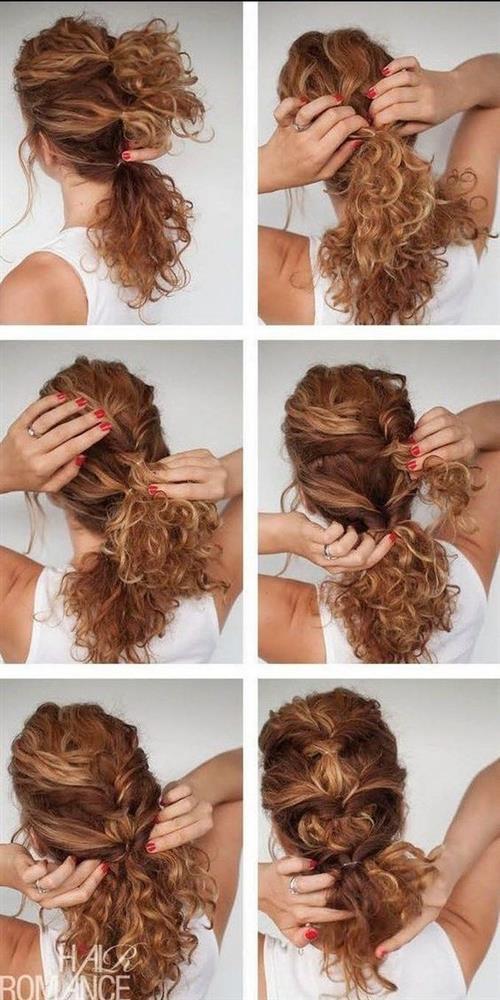 Kıvırcık Saçlılar İçin Saç Modelleri! - 25