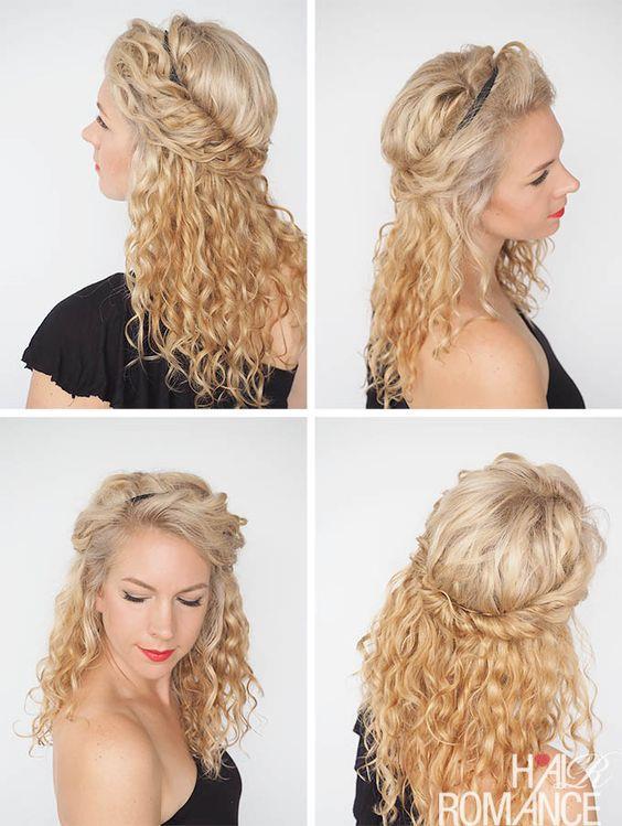 Kıvırcık Saçlılar İçin Saç Modelleri! - 9