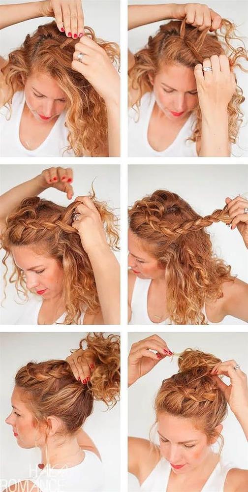 Kıvırcık Saçlılar İçin Saç Modelleri! - 6
