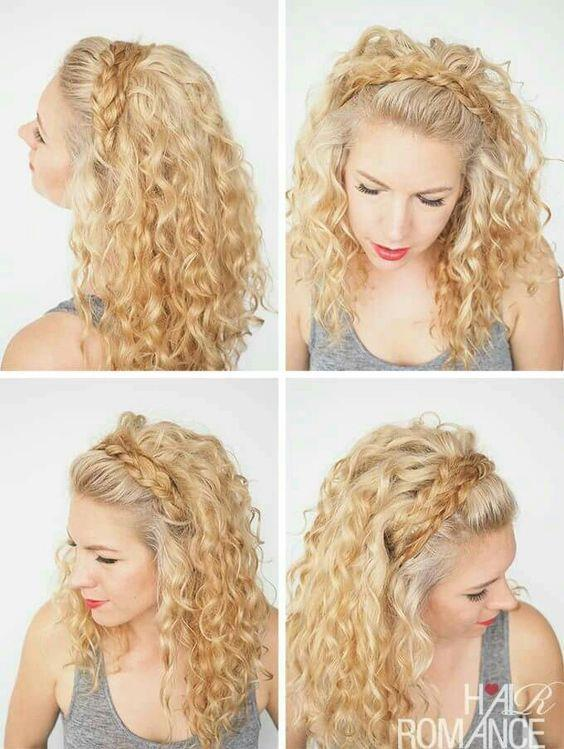 Kıvırcık Saçlılar İçin Saç Modelleri! - 29