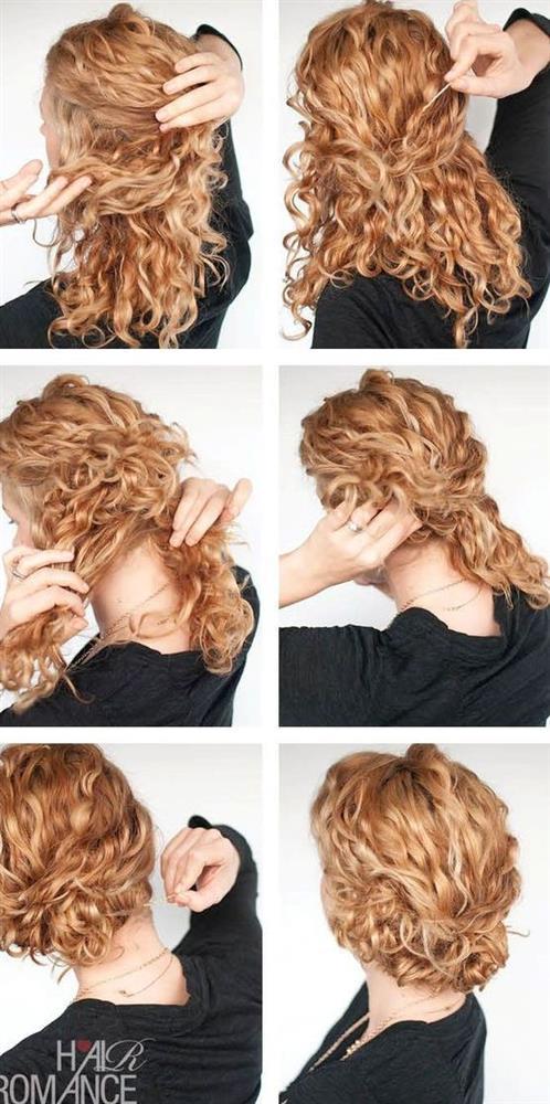 Kıvırcık Saçlılar İçin Saç Modelleri! - 30