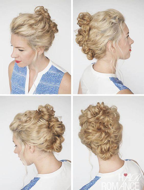 Kıvırcık Saçlılar İçin Saç Modelleri! - 7