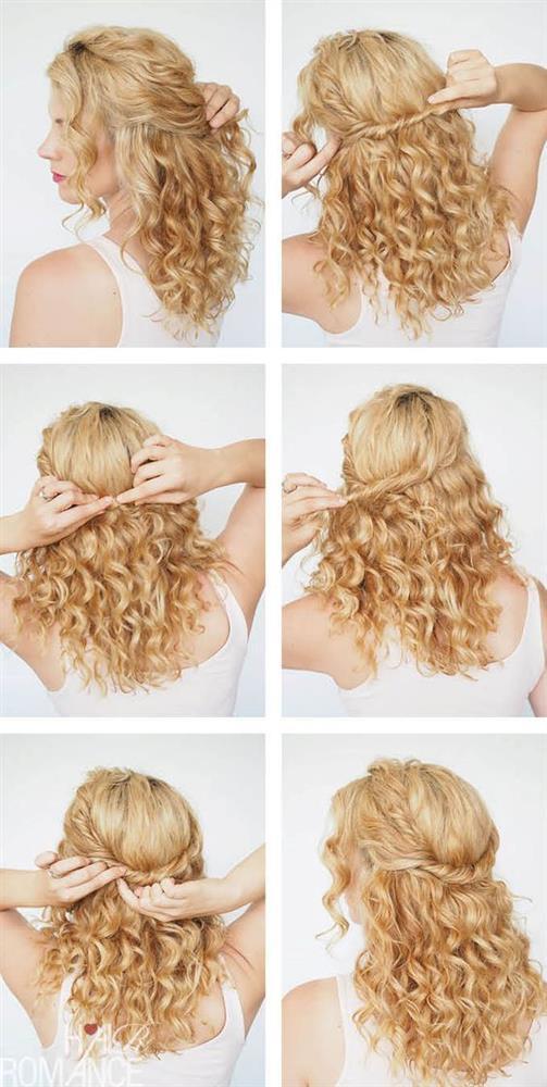 Kıvırcık Saçlılar İçin Saç Modelleri! - 31