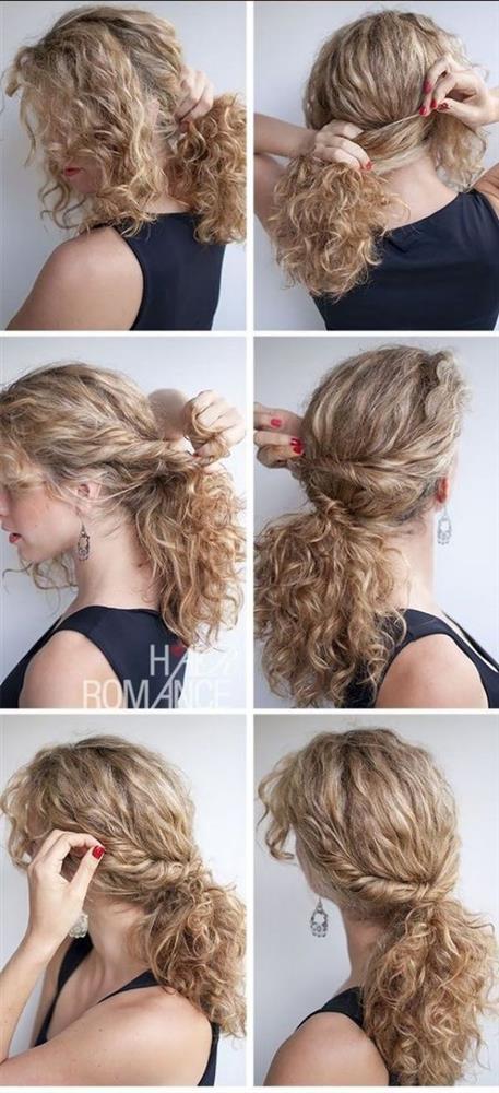 Kıvırcık Saçlılar İçin Saç Modelleri! - 32