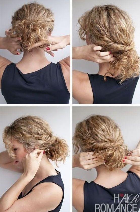 Kıvırcık Saçlılar İçin Saç Modelleri! - 33