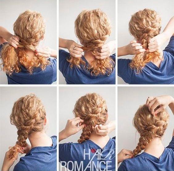 Kıvırcık Saçlılar İçin Saç Modelleri! - 11