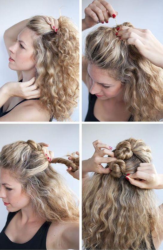 Kıvırcık Saçlılar İçin Saç Modelleri! - 8