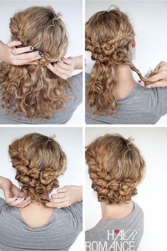 Kıvırcık Saçlılar İçin Saç Modelleri! - 13