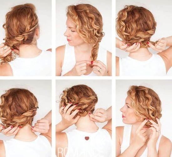 Kıvırcık Saçlılar İçin Saç Modelleri! - 15