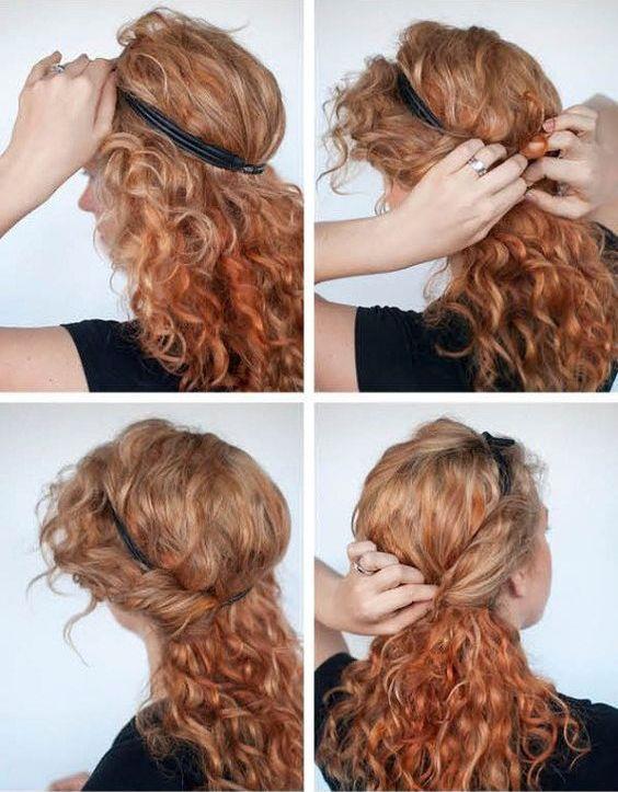 Kıvırcık Saçlılar İçin Saç Modelleri! - 22