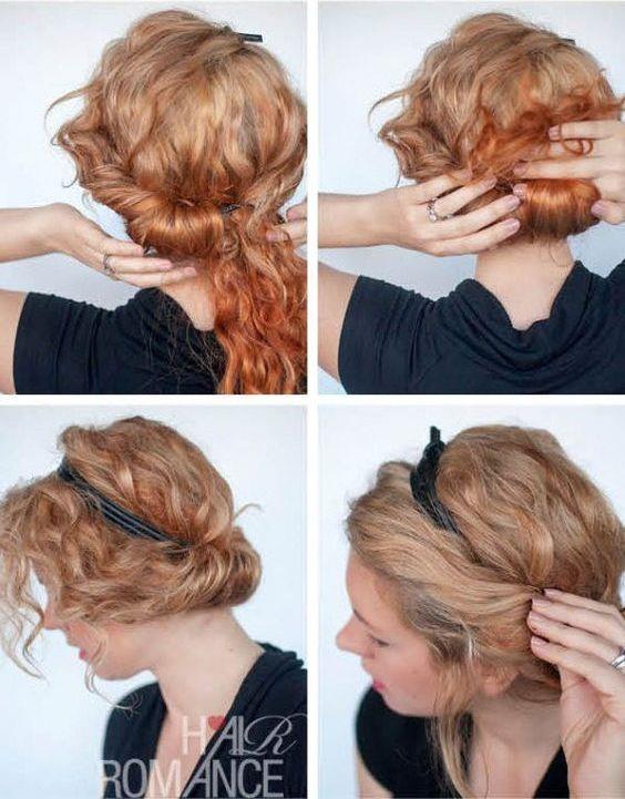 Kıvırcık Saçlılar İçin Saç Modelleri! - 23