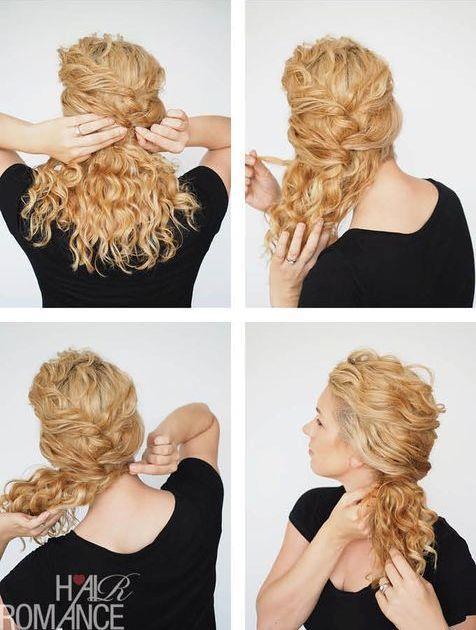Kıvırcık Saçlılar İçin Saç Modelleri! - 19
