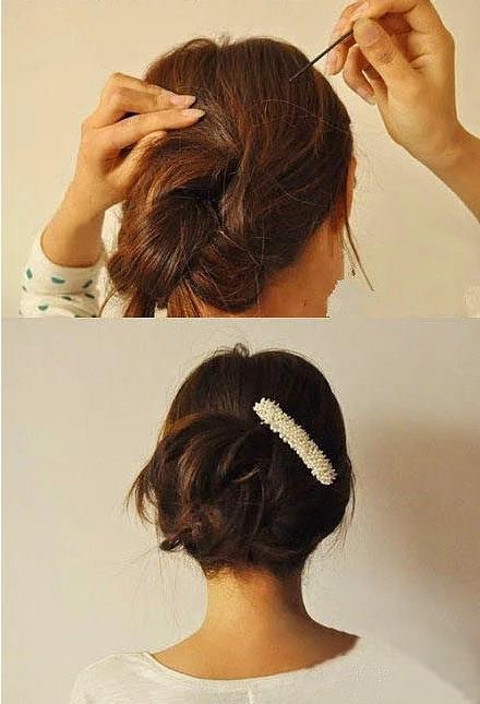 Düz Saçlılar İçin Harika Saç Modelleri! - 25
