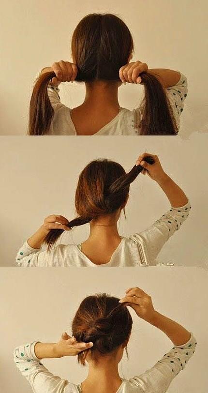Uygulayabileceğiniz diğer harika saç modelleri...