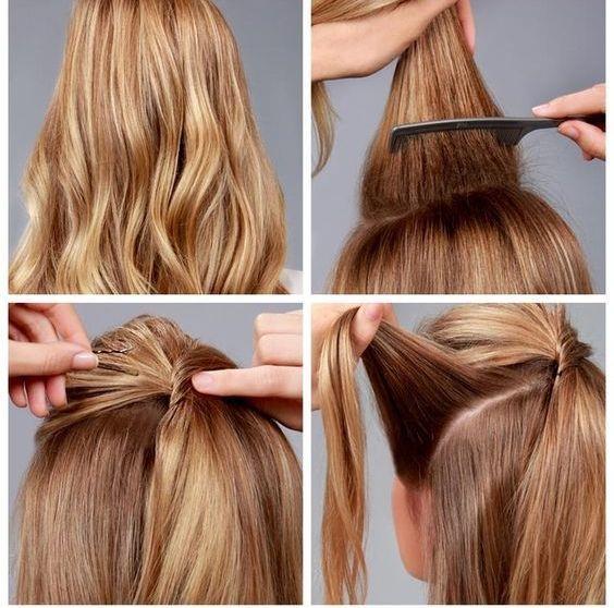 Düz Saçlılar İçin Harika Saç Modelleri! - 6