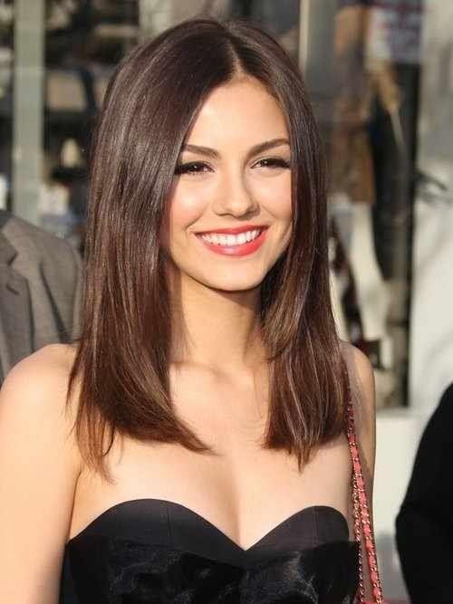 Düz Saçlılar İçin Harika Saç Modelleri! - 1