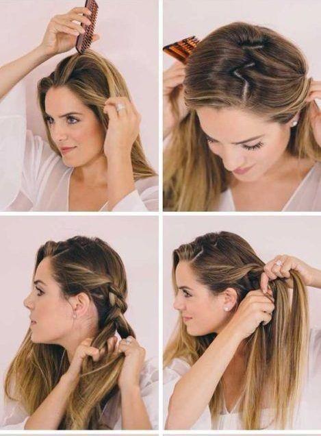 Düz Saçlılar İçin Harika Saç Modelleri! - 10