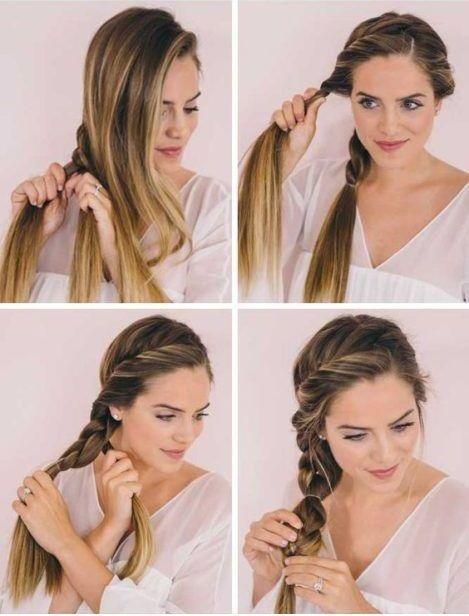 Düz Saçlılar İçin Harika Saç Modelleri! - 11