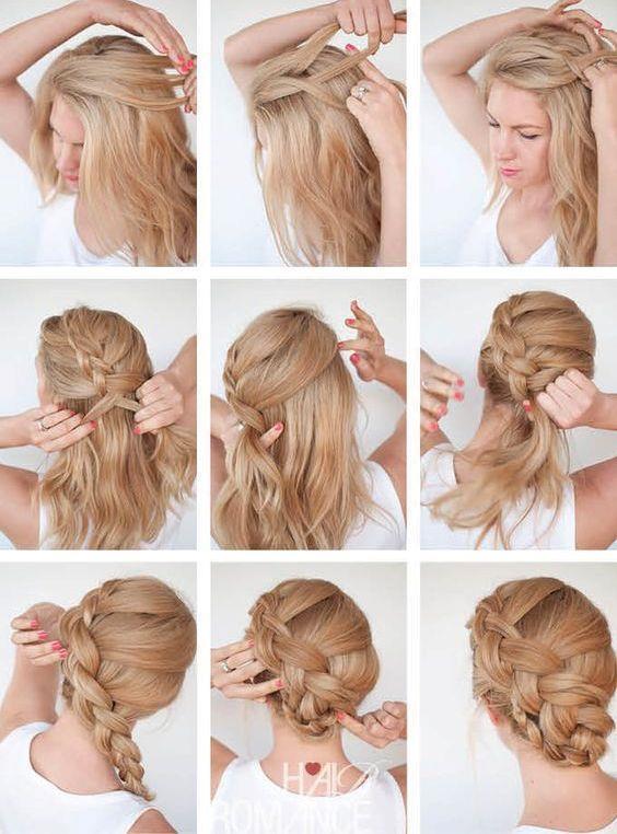 Düz Saçlılar İçin Harika Saç Modelleri! - 21