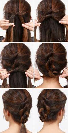 Düz Saçlılar İçin Harika Saç Modelleri! - 34