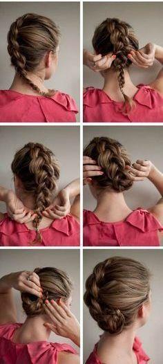 Düz Saçlılar İçin Harika Saç Modelleri! - 30