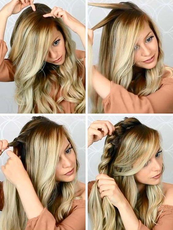 Dalgalı Saçlar İçin Birbirinden Güzel Modeller! - 23