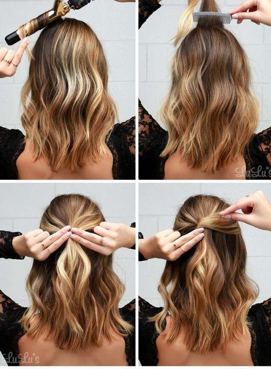 Dalgalı Saçlar İçin Birbirinden Güzel Modeller! - 27
