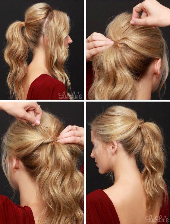 Dalgalı Saçlar İçin Birbirinden Güzel Modeller! - 26