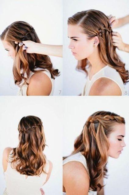 Dalgalı Saçlar İçin Birbirinden Güzel Modeller! - 5