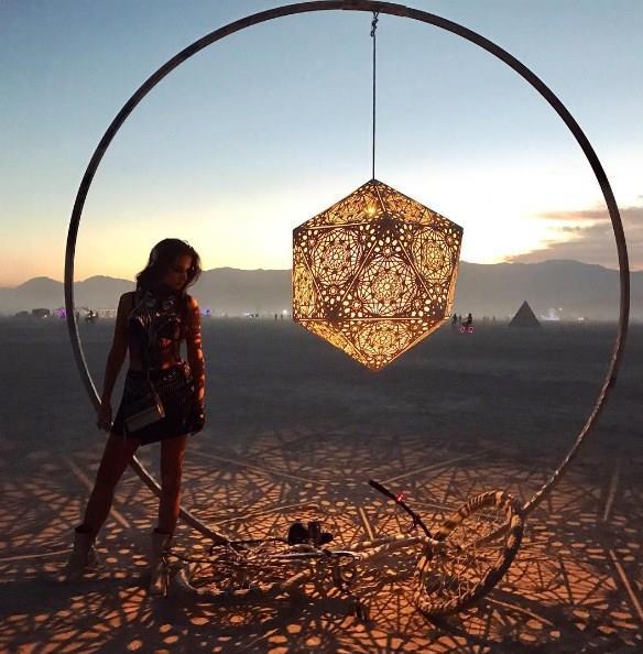 2017 Burning Man Festivali'ne Damga Vuran Stiller - 19