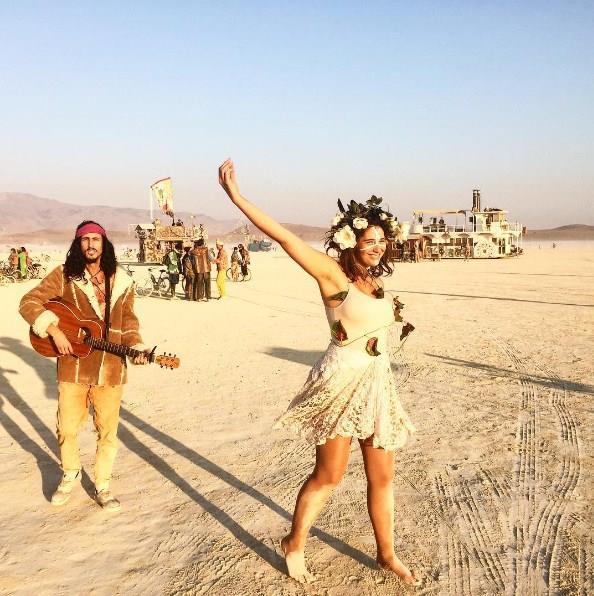 2017 Burning Man Festivali'ne Damga Vuran Stiller - 20