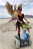 2017 Burning Man Festivali'ne Damga Vuran Stiller - 13
