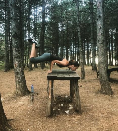 Emina Sandal'ın Fit Görünümü - 7