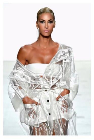 New York Moda Haftası Hakan Akkaya Defilesi - 42