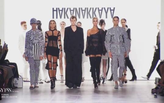 New York Moda Haftası Hakan Akkaya Defilesi - 6