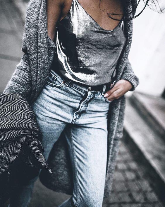 İşte paltosundan ayakkabısına, eteğinden pantolonuna çantasından eldivenine ışıl ışıl parçalar!