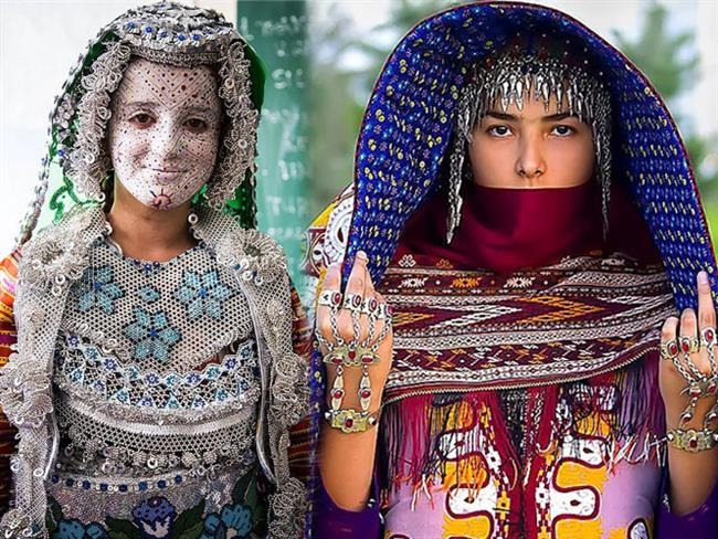 Alışkın olduğumuz modern beyaz gelinliklerden sıkıldınız mı? Sizin için dünyanın 22 farklı ülkesinin birbirinden ilginç yöresel gelinliklerini derledik.  İşte o gelinlikler...  Kaynak: Pinterest
