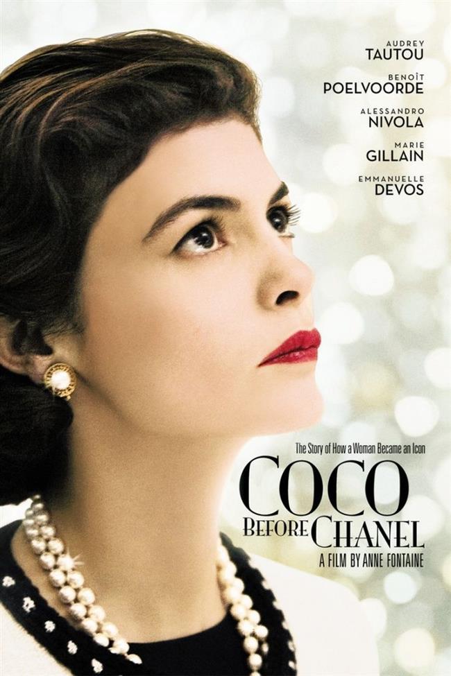 Coco Chanel'den Önce (Coco Before Chanel)  Eski kafalı ahlak kuralları, normları, muhafazakar bakışı eleştiren bir kadının hikayesini konu alan film size çok şey katacağa benziyor.