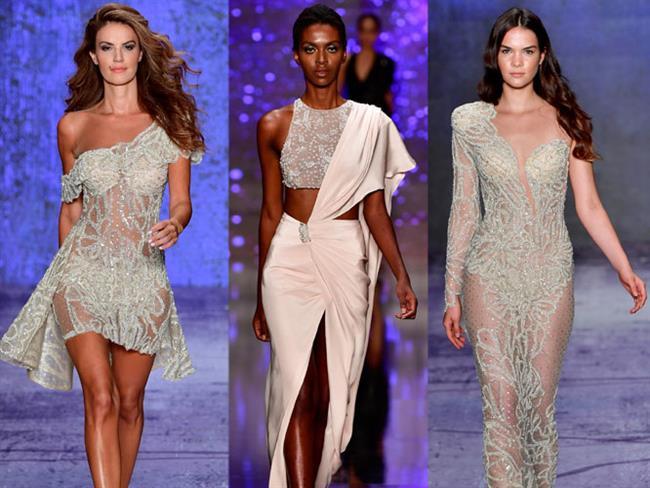 Türk marka ve tasarımcıların İlkbahar/Yaz 2018 koleksiyonları, Mercedes-Benz Fashion Week Istanbul'da modaseverlerin beğenisine sunuldu.  Önceki gün Zorlu Performans Sanatları Merkezi'nde (PSM)  10'uncu sezonu gerçekleştirilen etkinliğin ilk gününde modacı Mert Erkan'ın 2018 İlkbahar/Yaz koleksiyonunun defilesiyle başlanırken gün içerisinde Özgür Masur, Raşit Bağzıbağlı, Şiyar Akboğa'nın  defileleri de gerçekleşti.  İşte Moda Haftası Kapsamında İlk Gün Düzenlenen Defilelerden Kareler   Kaynak Fotoğraflar: Instagram, mbfwistanbul