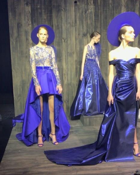 İstanbul Moda Haftası 2. Gün - 41