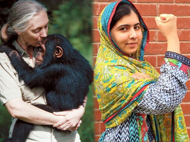 Dünyayı Daha İyi Yere Dönüştüren Güçlü Kadınlar! - 1