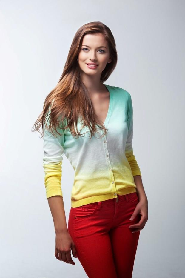 Anna Zayachkivska  12 Aralık 1991 (25 yaşında), İvano-Frankivsk, Ukrayna  Yay